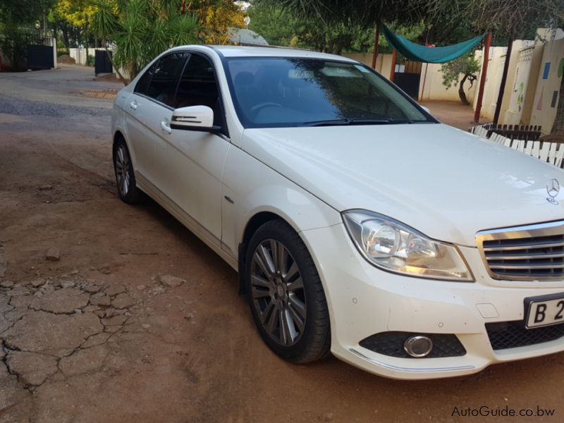 Used mercedes benz c200 2011 c200 for sale gaborone for Private sale mercedes benz