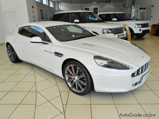 ... Aston Martin Rapide 4 Door 6.0 V12in Botswana ...