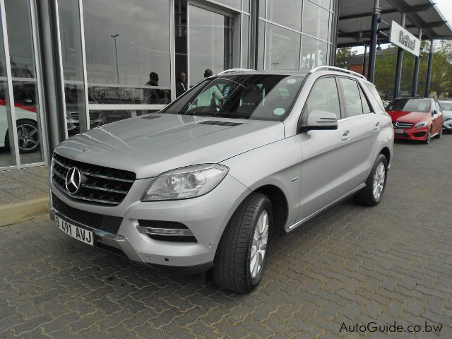 Used mercedes benz ml 250 bluetec 2012 ml 250 bluetec for Mercedes benz ml 250 bluetec