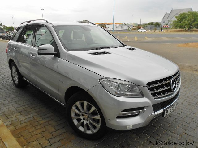 Used mercedes benz ml 250 bluetec 2012 ml 250 bluetec for Mercedes benz bluetec for sale