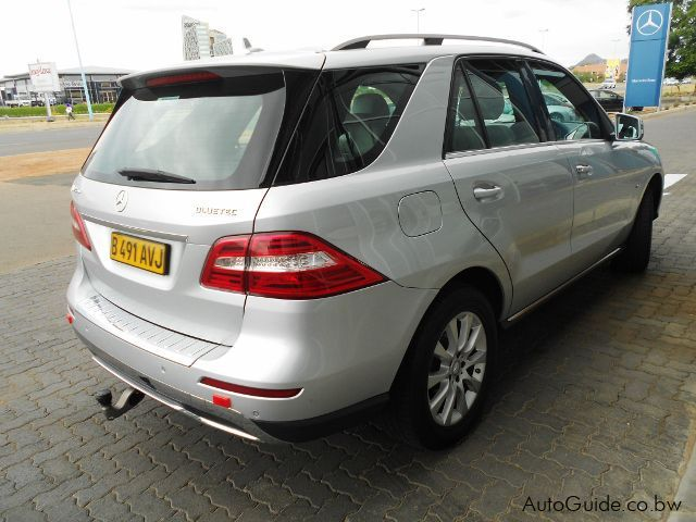 Used mercedes benz ml 250 bluetec 2012 ml 250 bluetec for Mercedes benz ml 250 for sale