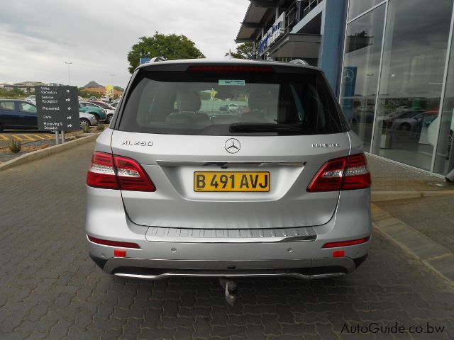 used mercedes benz ml 250 bluetec 2012 ml 250 bluetec for sale gaborone mercedes benz ml 250. Black Bedroom Furniture Sets. Home Design Ideas