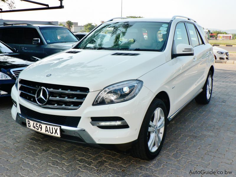 Used mercedes benz ml 350 bluetec 2012 ml 350 bluetec for Mercedes benz m350 price