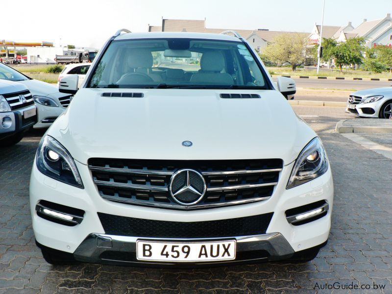 used mercedes benz ml 350 bluetec 2012 ml 350 bluetec for sale gaborone mercedes benz ml 350. Black Bedroom Furniture Sets. Home Design Ideas