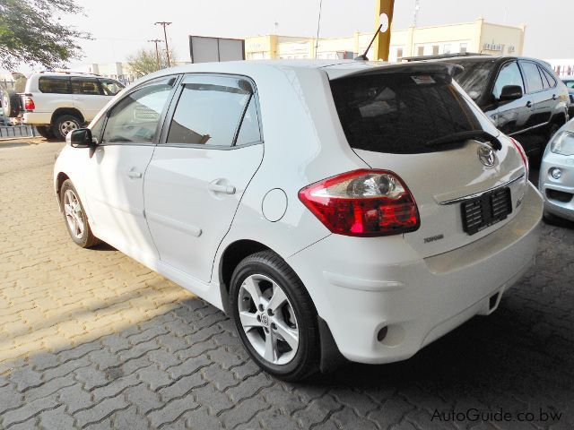 used toyota auris 2012 auris for sale gaborone toyota. Black Bedroom Furniture Sets. Home Design Ideas