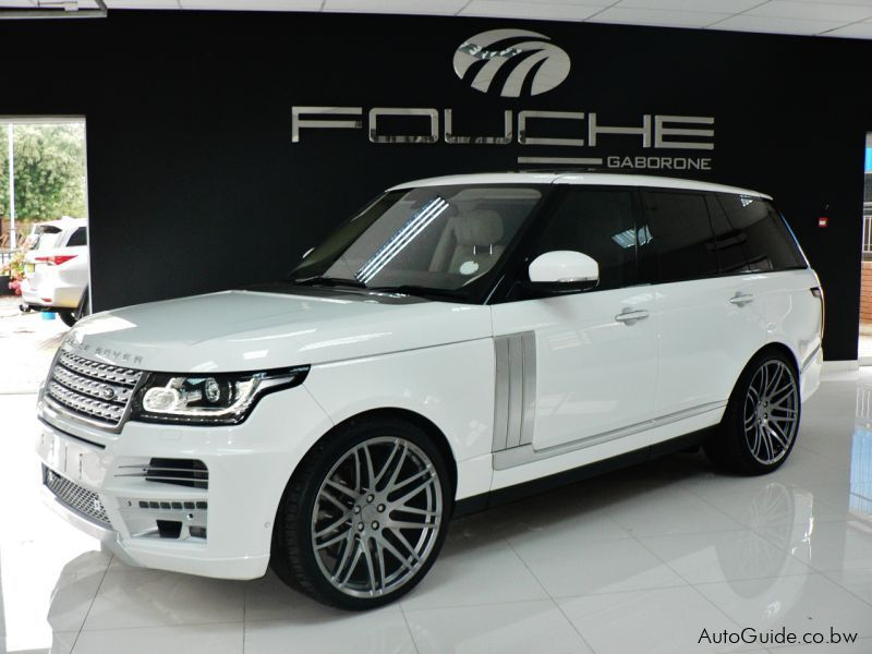 Used Land Rover Range Rover Auto Biography Supercharged