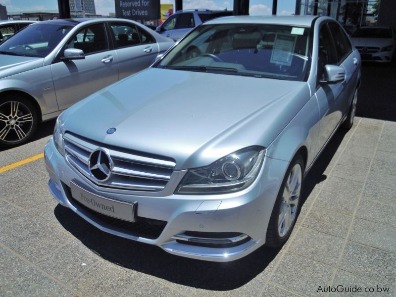 Used mercedes benz c180 cgi be amg 2013 c180 cgi be amg for Mercedes benz of greensboro used cars