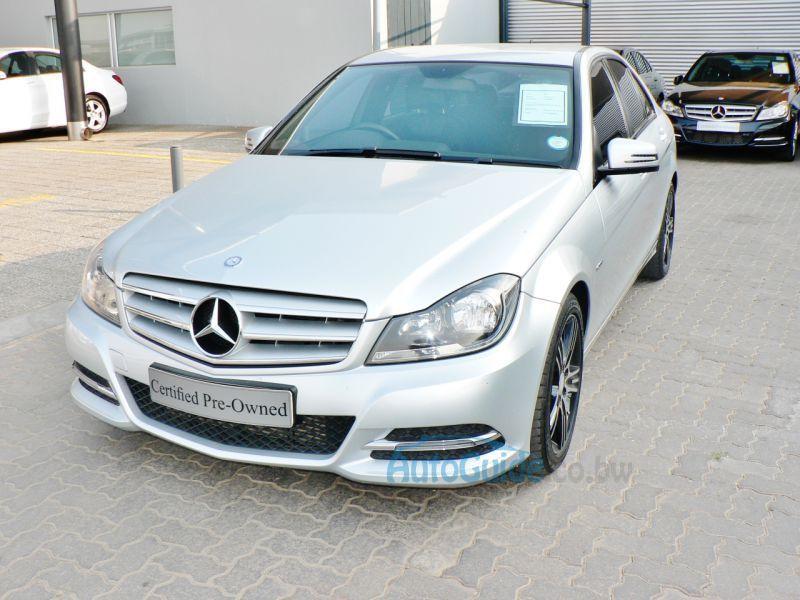 Used Mercedes Benz C200 Cgi 2013 C200 Cgi For Sale