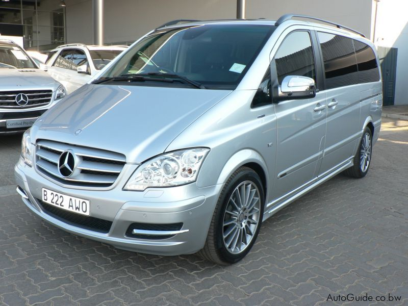 Used mercedes benz viano 2013 viano for sale gaborone for Mercedes benz viano for sale