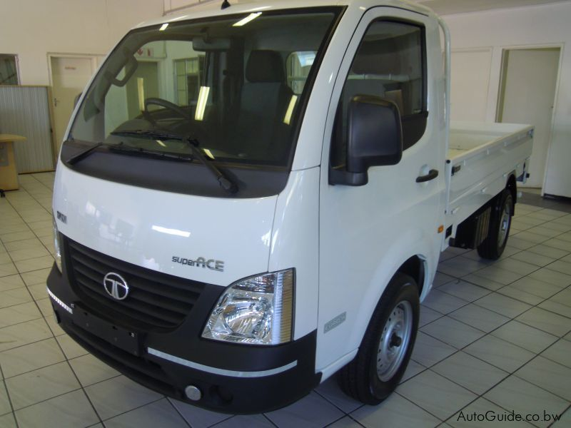 New Tata Super Ace 1 Ton Mini Truck | 2013 Super Ace 1 Ton