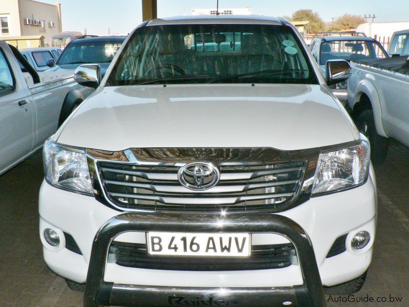 used toyota hilux 2013 hilux for sale gaborone toyota hilux sales toyota hilux price p. Black Bedroom Furniture Sets. Home Design Ideas