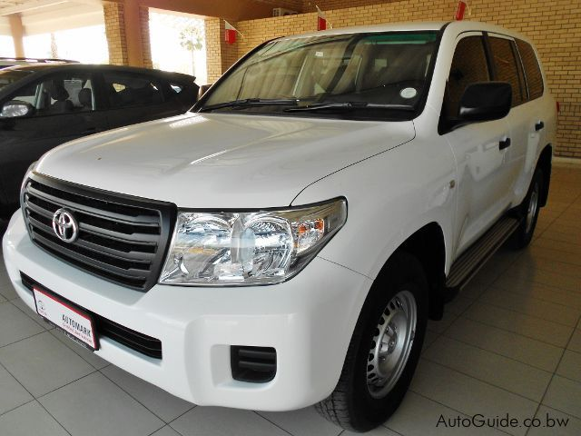 Toyota land cruiser gx for sale