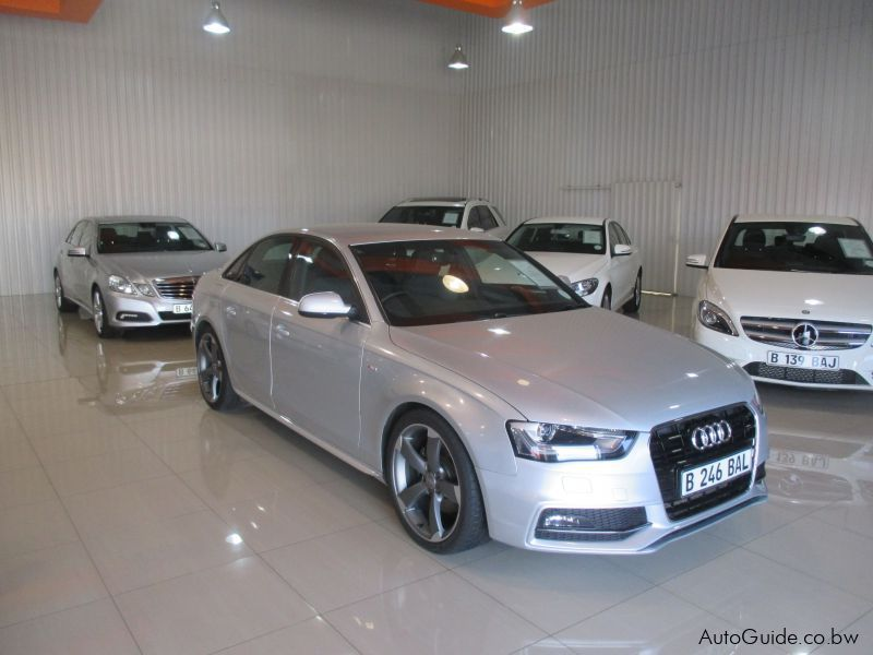 Used audi a4 s line 2014 a4 s line for sale gaborone for S line exterieurpaket a4