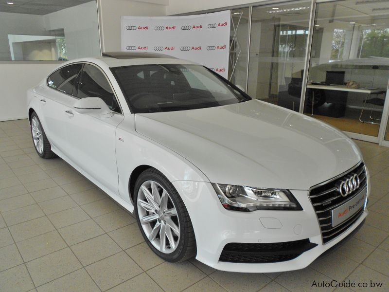 used audi a7 2014 a7 for sale gaborone audi a7 sales audi a7 price p 505 000 used cars. Black Bedroom Furniture Sets. Home Design Ideas