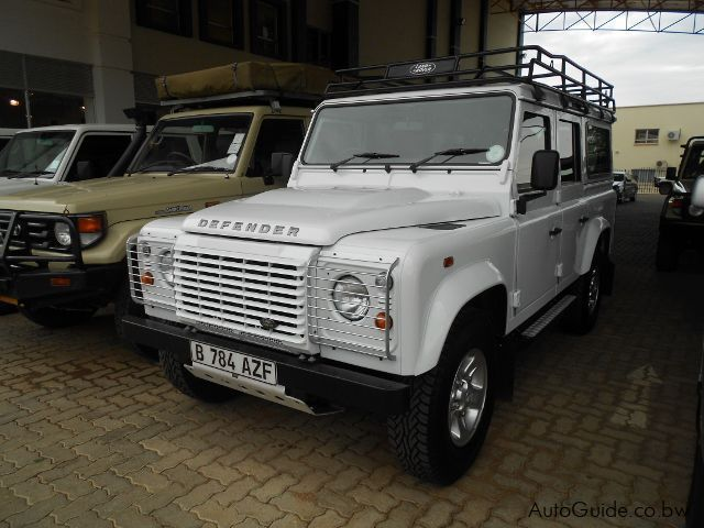 used land rover defender 110 | 2014 defender 110 for sale | gaborone