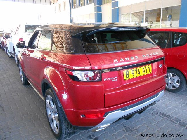 used land rover range rover evoque 2014 range rover. Black Bedroom Furniture Sets. Home Design Ideas