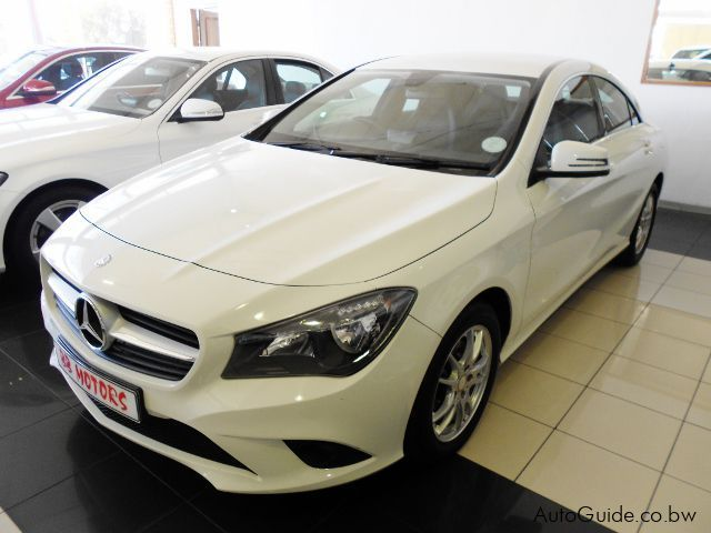 Used mercedes benz cla 200 2014 cla 200 for sale for Mercedes benz cla 200 price