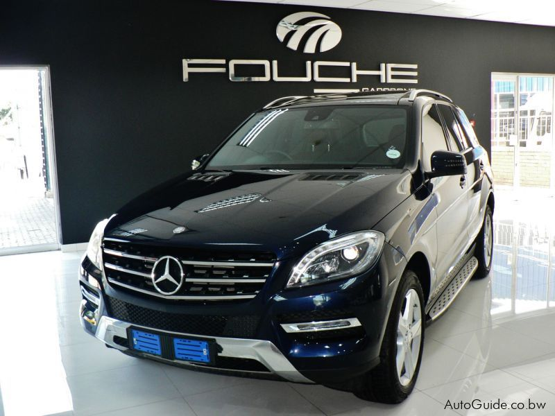 used mercedes benz ml 250 bluetec 2014 ml 250 bluetec for sale gaborone mercedes benz ml 250. Black Bedroom Furniture Sets. Home Design Ideas