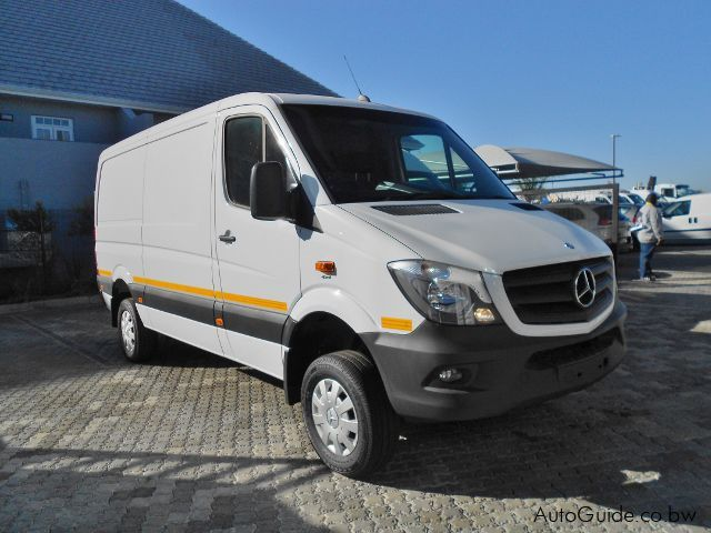 used mercedes benz sprinter 315 cdi 4x4 2014 sprinter 315 cdi 4x4 for sale gaborone mercedes. Black Bedroom Furniture Sets. Home Design Ideas