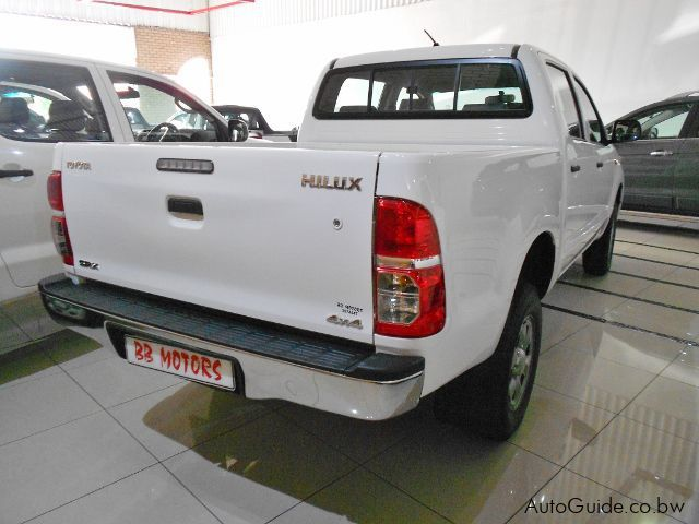 Used Toyota Hilux Pick-up Double Cab | 2014 Hilux Pick-up ...