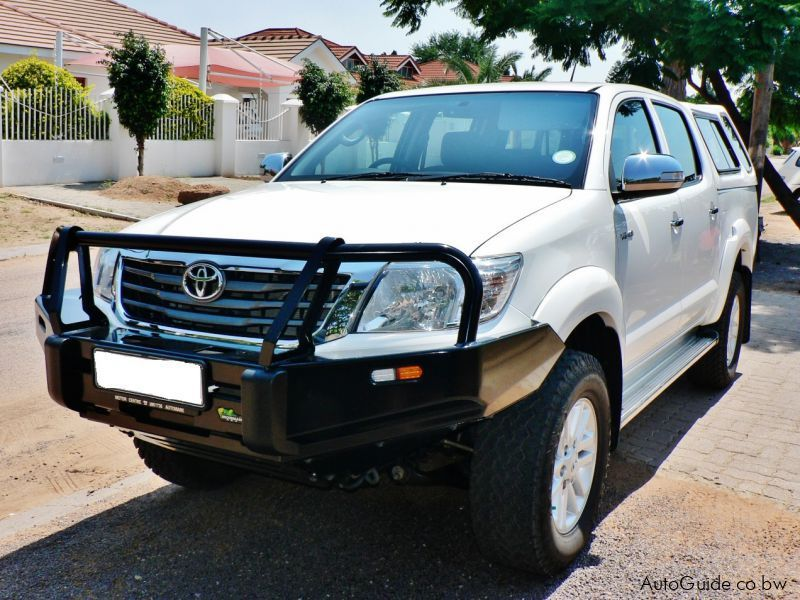 used toyota hilux 2014 hilux for sale gaborone toyota hilux sales toyota hilux price p. Black Bedroom Furniture Sets. Home Design Ideas