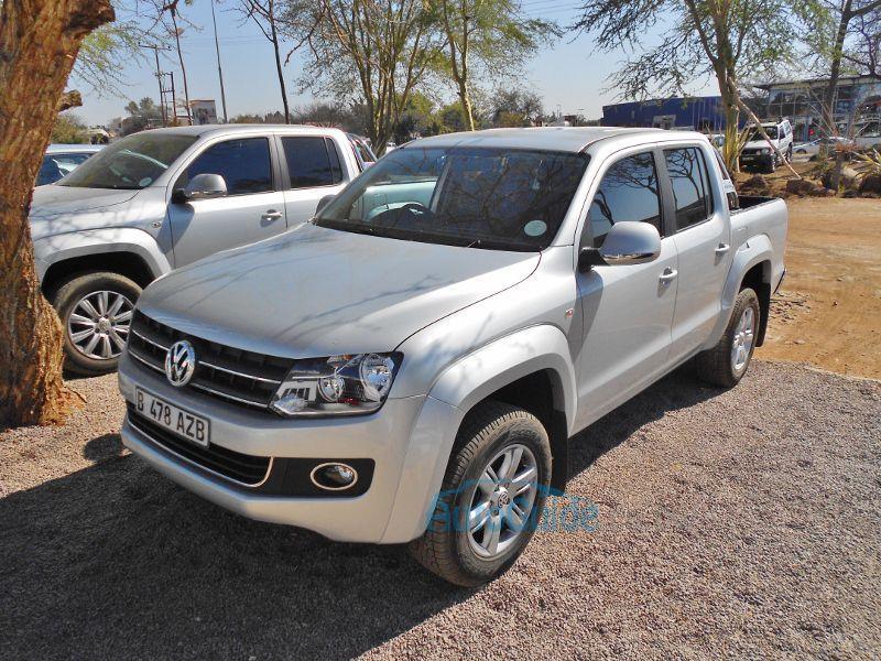 Used Volkswagen Amarok | 2014 Amarok for sale | Gaborone Volkswagen