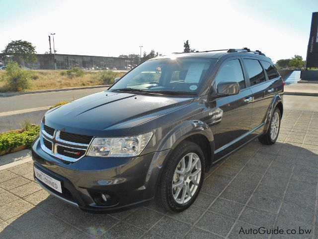 Used Dodge Journey Rt 7 Seater 2015 Journey Rt 7 Seater For Sale