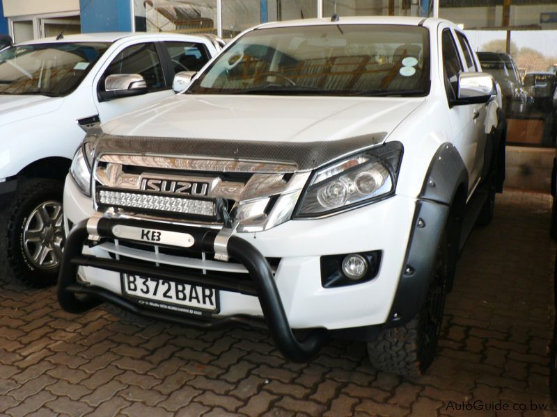 Used Isuzu Kb300 Lx 2015 Kb300 Lx For Sale Gaborone Isuzu Kb300