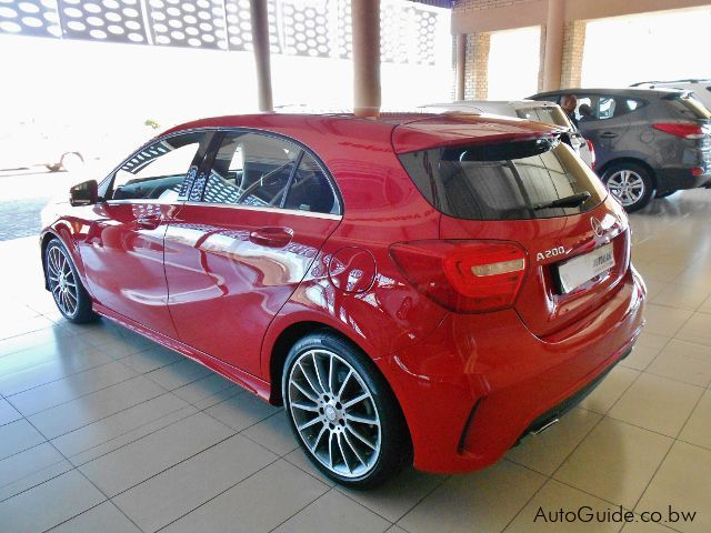 used mercedes benz a200 be 2015 a200 be for sale gaborone mercedes benz a200 be sales. Black Bedroom Furniture Sets. Home Design Ideas
