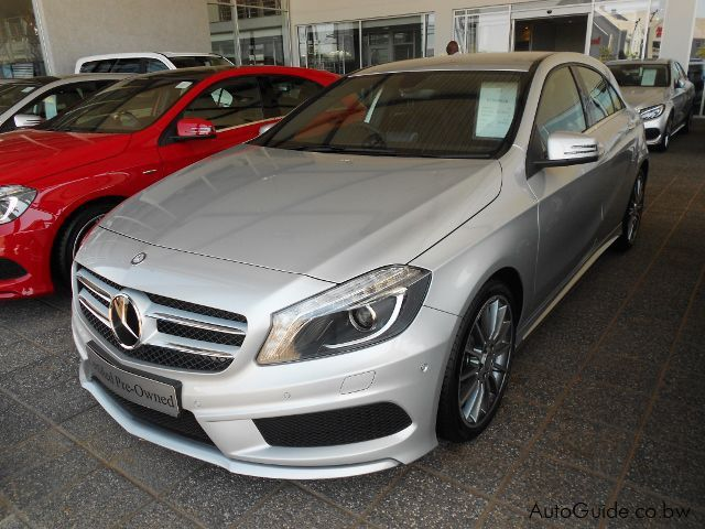 used mercedes benz a200 be amg 2015 a200 be amg for sale gaborone mercedes benz a200 be amg. Black Bedroom Furniture Sets. Home Design Ideas
