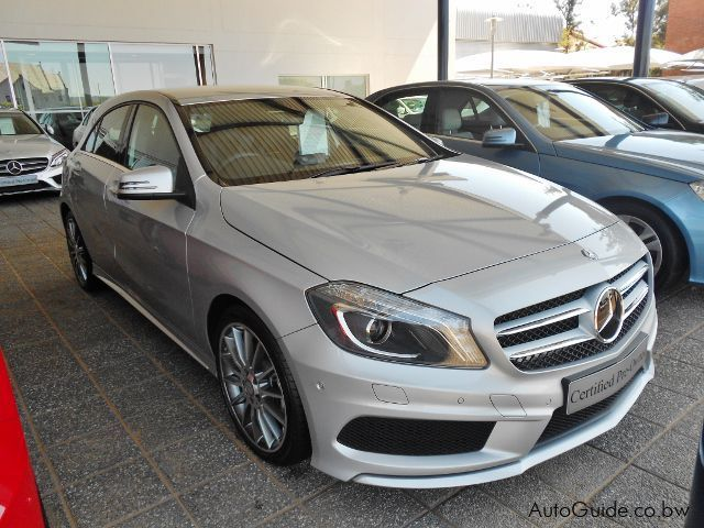 Used mercedes benz a200 be amg 2015 a200 be amg for sale for Mercedes benz of greensboro used cars