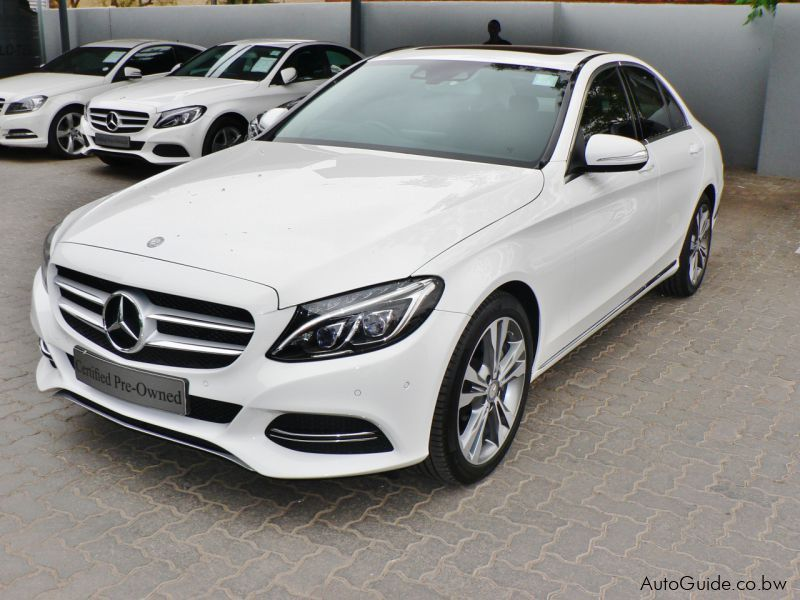Used mercedes benz c250 2015 c250 for sale gaborone for Used mercedes benz c250 for sale