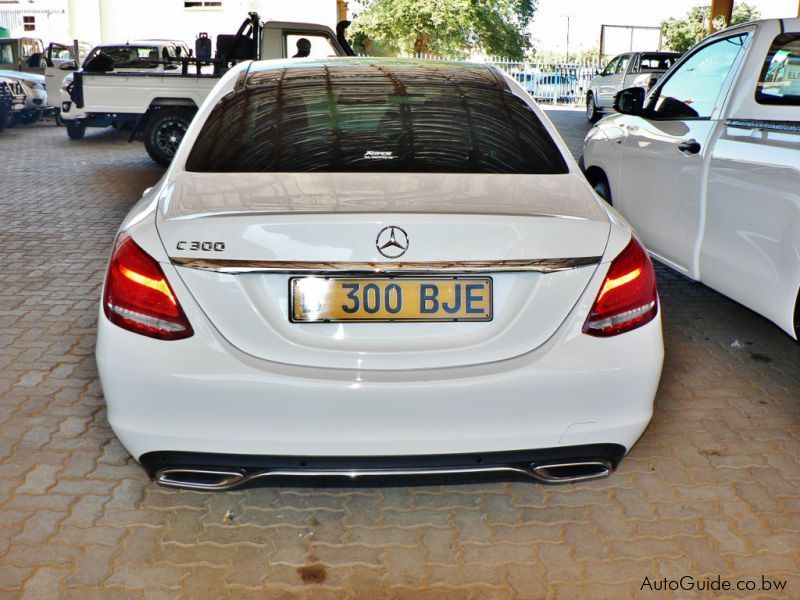 Used Mercedes-Benz C300 | 2015 C300 for sale | Gaborone ...