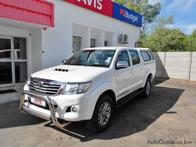 used toyota hilux legend 45 2015 hilux legend 45 for sale Toyota Hilux Vigo