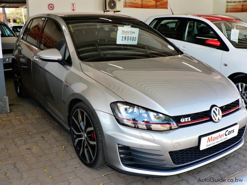used volkswagen golf 7 gti 2015 golf 7 gti for sale gaborone volkswagen golf 7 gti sales. Black Bedroom Furniture Sets. Home Design Ideas