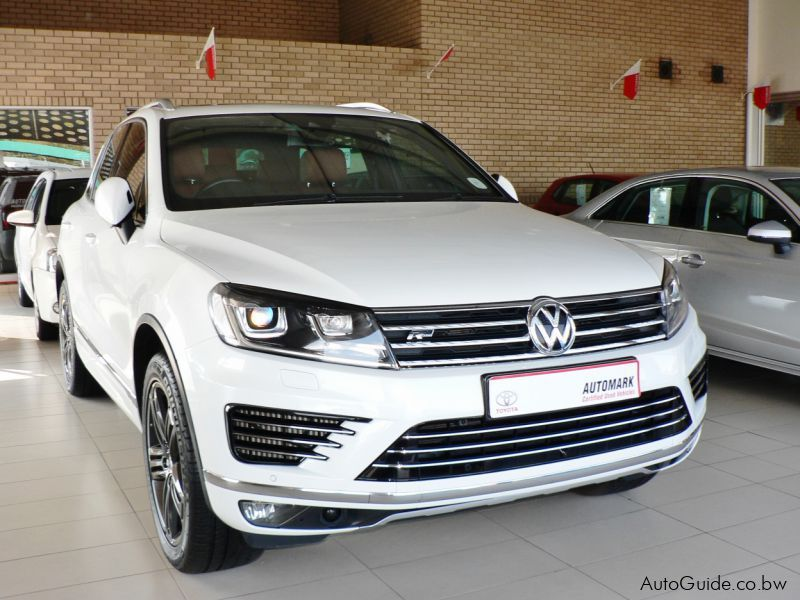 used volkswagen touareg v8 tdi 2015 touareg v8 tdi for. Black Bedroom Furniture Sets. Home Design Ideas