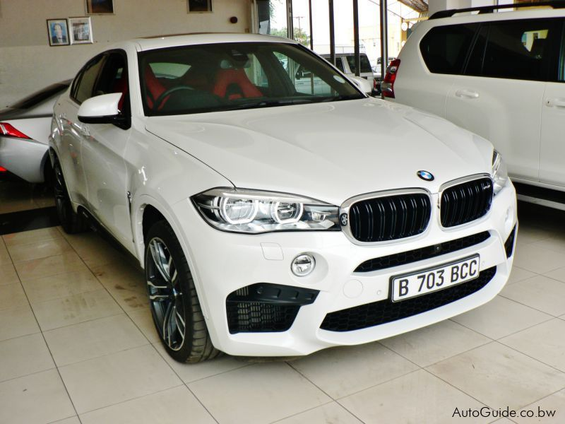 Used Bmw X6 M Sport 2016 X6 M Sport For Sale Gaborone