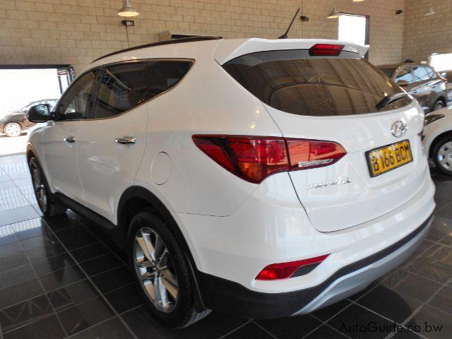 Audi Used For Sale >> Used Hyundai Santafe 7 Seater | 2016 Santafe 7 Seater for sale | Gaborone Hyundai Santafe 7 ...