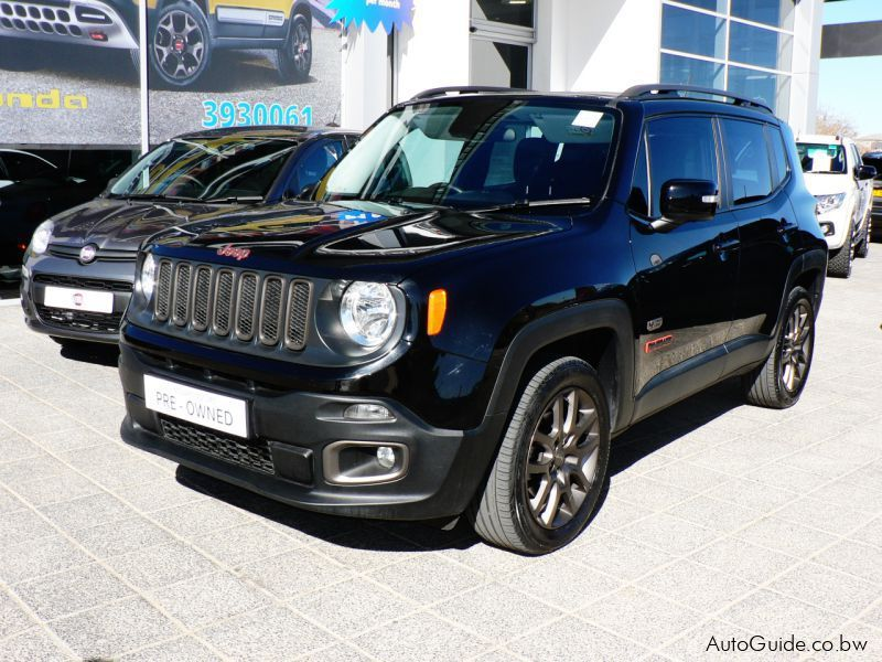 used jeep renegade 75th anniversary 2016 renegade 75th anniversary for sale gaborone jeep. Black Bedroom Furniture Sets. Home Design Ideas