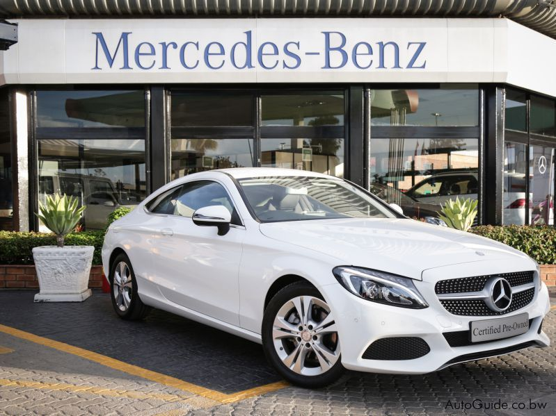 Used mercedes benz c200 2016 c200 for sale francistown for Mercedes benz car names