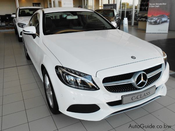 Brand new mercedes benz c200 coupe botswana automatic for Brand new mercedes benz price