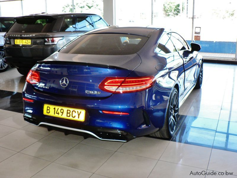 Used mercedes benz c63 amg 2016 c63 amg for sale for Mercedes benz amg c63 for sale