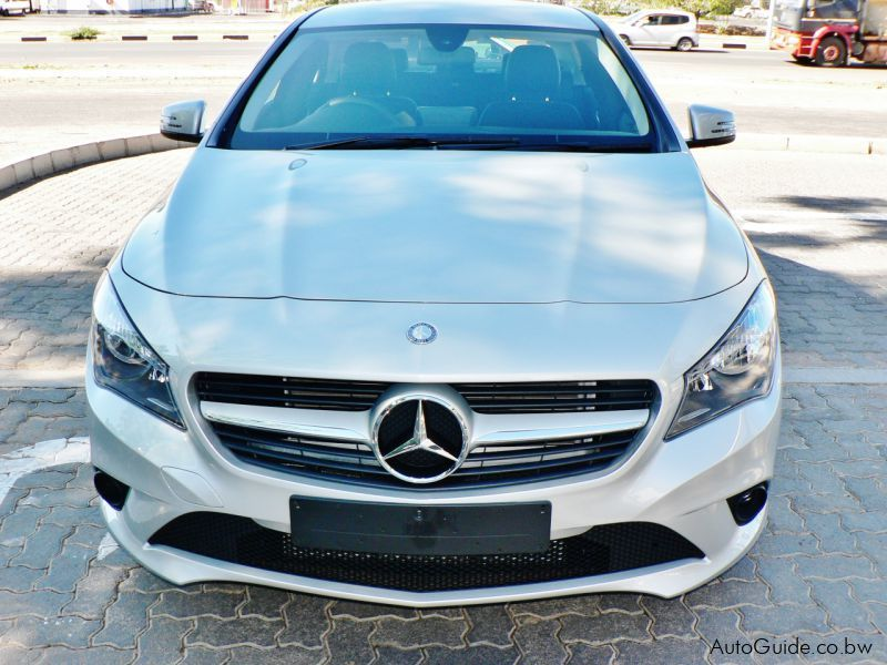 used mercedes benz cla 200 2016 cla 200 for sale gaborone mercedes benz cla 200 sales. Black Bedroom Furniture Sets. Home Design Ideas