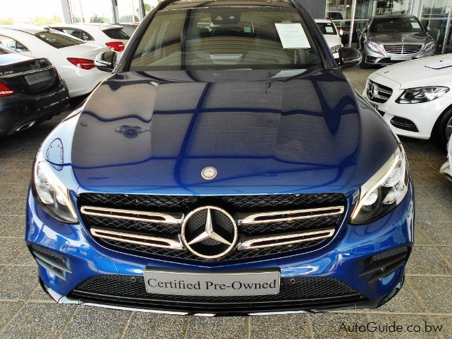 Used mercedes benz glc 300 2016 glc 300 for sale for Mercedes benz glc for sale