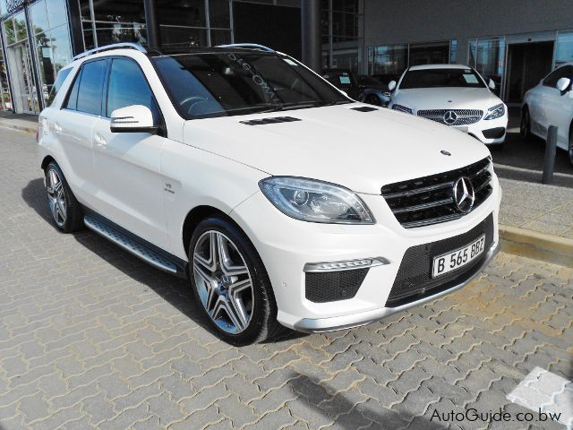 Used Mercedes Benz Ml63 Amg 2016 Ml63 Amg For Sale