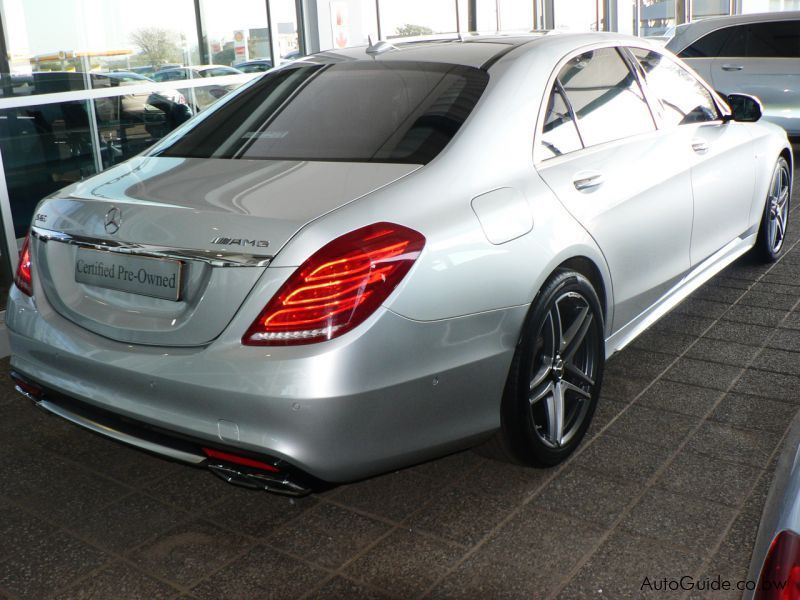 used mercedes benz s63 amg 2016 s63 amg for sale gaborone mercedes benz s63 amg sales. Black Bedroom Furniture Sets. Home Design Ideas
