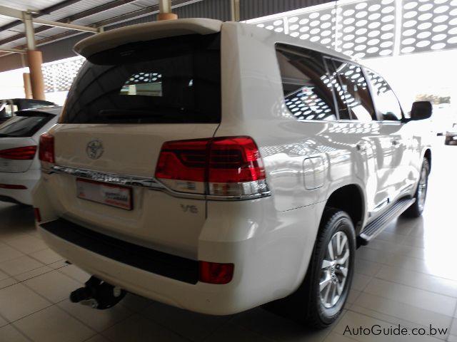 Prado Auto Sales >> Used Toyota Land Cruiser VX 200 Series | 2016 Land Cruiser VX 200 Series for sale | Gaborone ...