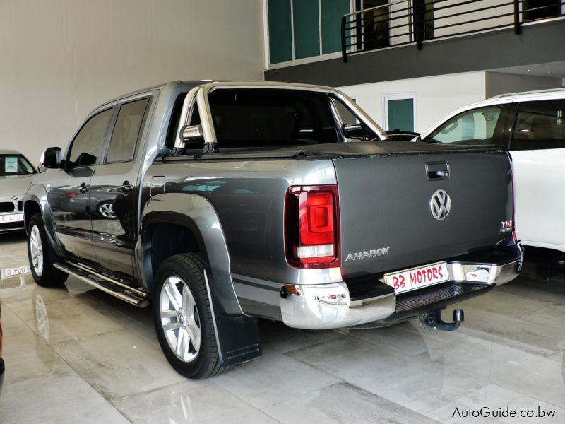 Volkswagen Amarok 2017 >> Used Volkswagen Amarok | 2016 Amarok for sale | Gaborone ...