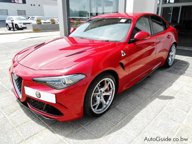 Used Alfa Romeo Giulia Giulia For Sale Gaborone Alfa Romeo - Alfa romeo used cars
