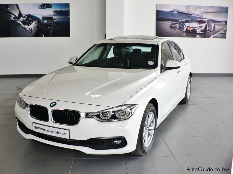 Used Bmw 320d 2017 320d For Sale Gaborone Bmw 320d Sales Bmw